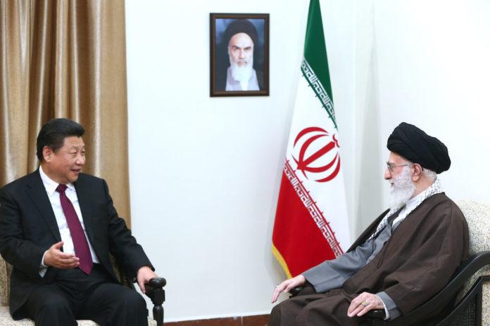 Iran, China, relations,