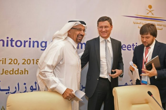 OPEC, Non-OPEC, OPEC+ meeting, Vienna, oil production,