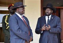 Kiir, Machar, Sudan,