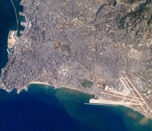 beirut lebanon sea pollution sewage