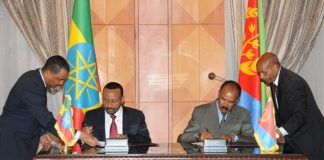 diplomatic ties, Ethiopia, Eritrea, Ethiopian, Eritrean, ship, peace deal, Abiy Ahmed, President, Isaias Afwerki,