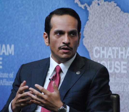 Top, MESA, co-exist, Qatar dispute, Middle East Strategic Alliance, extremism, Iran, Saudi Arabia, Emirates, UAE, Bahrain, Egypt, Qatar Crisis 2017, Qatari, Foreign Minister, Sheikh Mohammed bin Abdulrahman Al Thani,