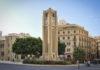 lebanon beirut barthelemy leyconie downtown centre-ville parlement horloge parliament