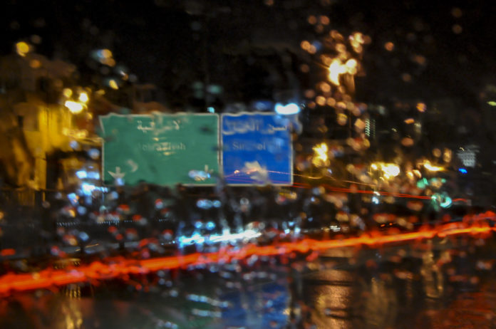 lebanon beirut heavy rains corruption barthelemy leyconie