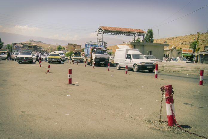 lebanon syria smuggling