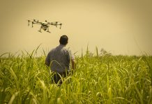 agriculture 4.0 drone