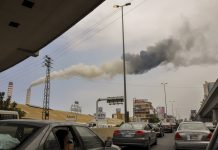 kaslik pollution EDL bytheeast