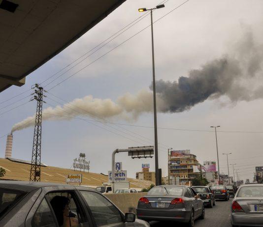 kaslik pollution EDL bytheeast