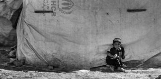 lebanon bekaa syrian refugees david hury