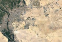 cairo egypt new capital
