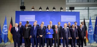 berlin libya summit