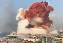 beirut 2020 explosion