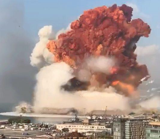 beirut 2020 explosion