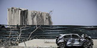 lebanon beirut explosion china